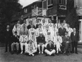 TRC winning crews at Henley Royal Regatta 1928