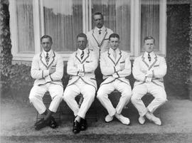 TRC crew in the Wyfold Challenge Cup 1925