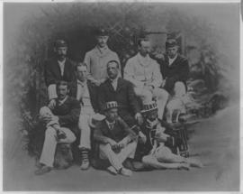 TRC crew in the Grand Challenge Cup 1876