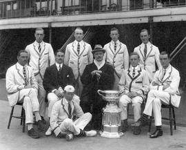 TRC crew in the Grand Challenge Cup 1923