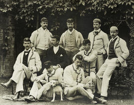 TRC crew in the Grand Challenge Cup 1888