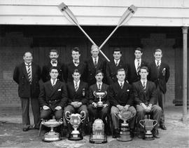 1962 2nd VIII and coaches