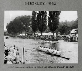 Henley 1932 Grand TRC beating Jesus