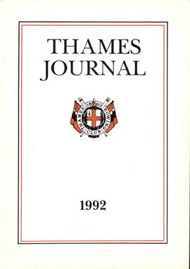 Thames Journal 1992