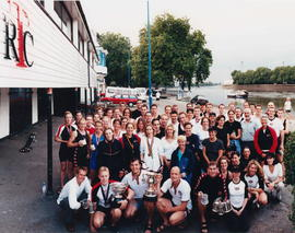 TRC squad in summer 2002