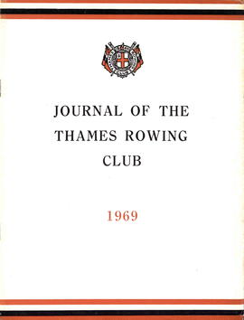 Journal of the Thames Rowing Club 1969