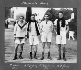 Henley 1924 - Stewards' four