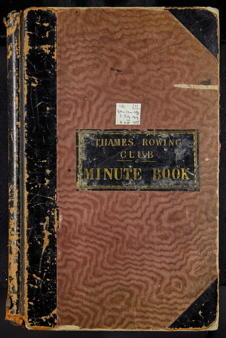General and Committee Minutes 1919-1937