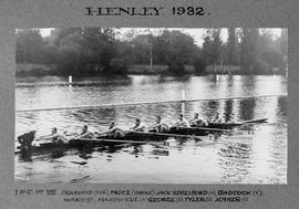 Henley 1932 Grand training