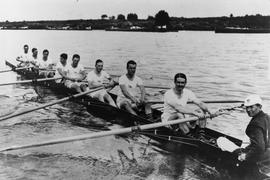 Great Britain 1924 Olympic Eight