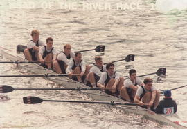 First eight in the 1991 Head