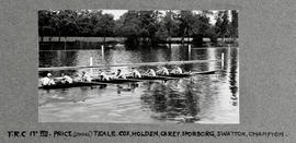 Henley 1930 Grand paddling