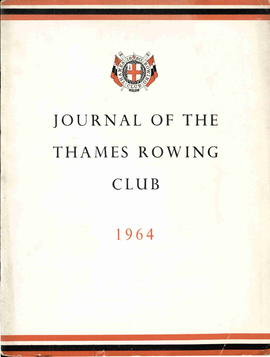 Journal of the Thames Rowing Club 1964