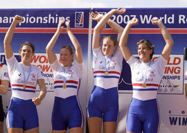 Great Britain Women's Quadruple Scull