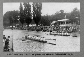Henley 1931 Grand LRC beating TRC