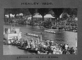 Henley 1926 - Leander beating Thames in final of Grand