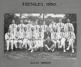 Henley 1930 House Group