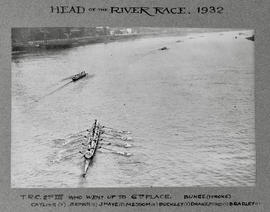 Head of the River Race 1932 second eight