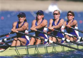 Great Britain women's quad