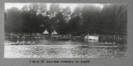 Marlow 1928 - TRC IV beating Christ's in heat