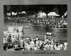 Henley 1926 - TRC beating Leander in final