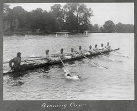 Marlow 1925 - senior eights, winning crew