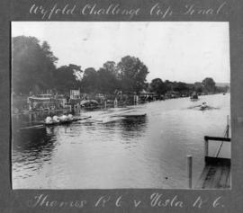 Henley 1920 - Wyfold final, TRC vs Vesta