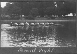 Henley 1924 - second eight training