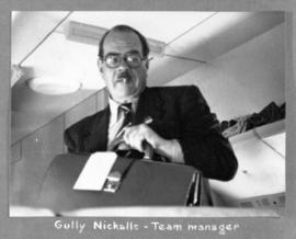 Gully Nickalls - Team Manager