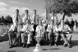 Thames Cup winners