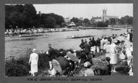 Molesey 1927 - TRC junior seniors beating Vesta