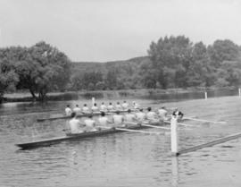 Grand final - Leander beating Thames
