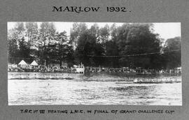Marlow 1932 Grand TRC beating LRC