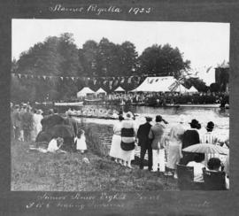 Staines 1925 - Junior Senior eights final, TRC beating Imperial College
