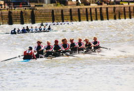 First eight in the cancelled Women's Head