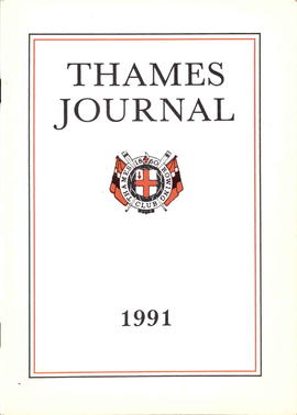 Thames Journal 1991