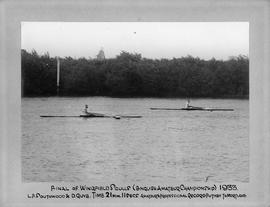 Final of the Wingfield Sculls