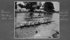 Henley 1922 - Final Grand Challenge Cup, Leander vs Thames