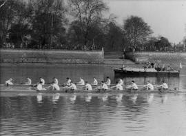 Head of the River Race 1957