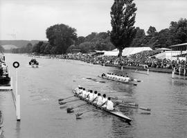 Henley 1959 - Semi-final of the Grand, TRC beating Leander