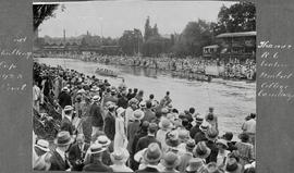 Henley 1923 - Grand Challenge Cup final, Thames beating Pembroke