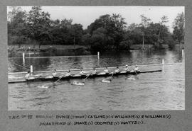 Henley 1932 Thames Cup training