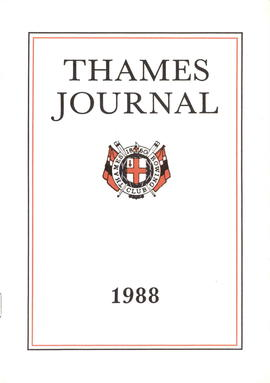 Thames Journal 1988