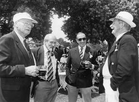 Peter Kirkpatrick and others at Henley