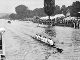 Henley 1954 - Heat of the Grand, TRC beating LRC