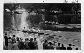 GB coxless four (TRC Stewards' four) at the 1948 Olympics