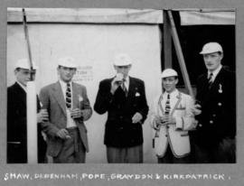 Shaw, Debenham, Pope, Graydon and Kirkpatrick