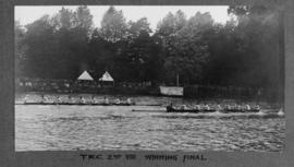 Marlow 1927 - TRC second eight winning final