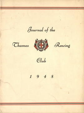 Journal of the Thames Rowing Club 1948