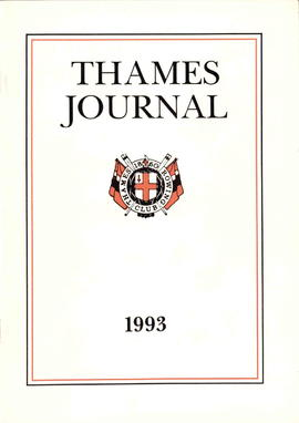 Thames Journal 1993